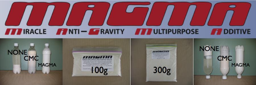 MAGMA: Miracle Anti-Gravity Multipurpose Additive