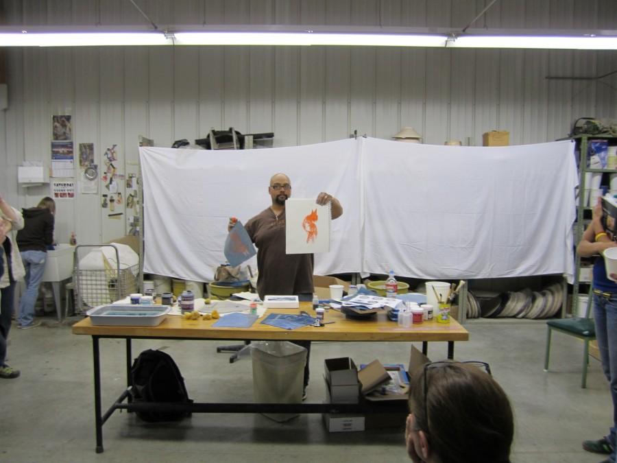 Paul Andrew Wandless Workshop