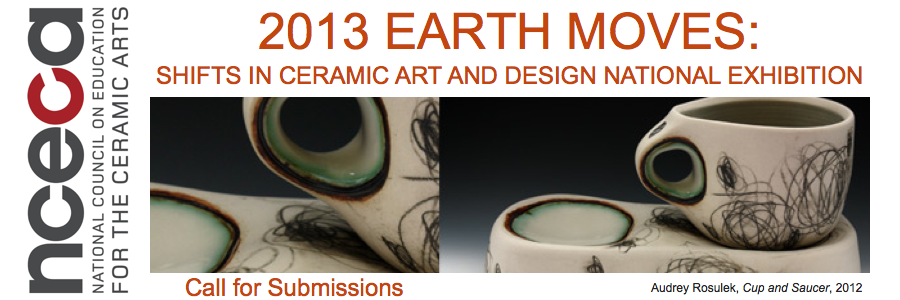 Earth Moves: Shifts in Ceramic Art and Design