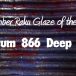 Spectrum Deep Space: September Raku Glaze of the Month
