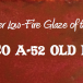 AMACO A-52 Old Brick – September Low-Fire Glaze of the Month