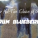 Spectrum Blueberry Ash: November Mid-Fire glaze of the month