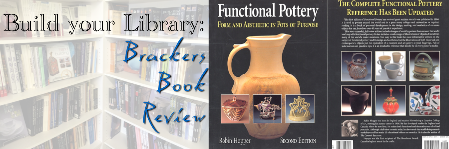 Build Your Library: Functional Pottery by Robin Hopper