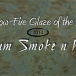 Smoke n Mirrors, June Low-Fire Glaze of the Month