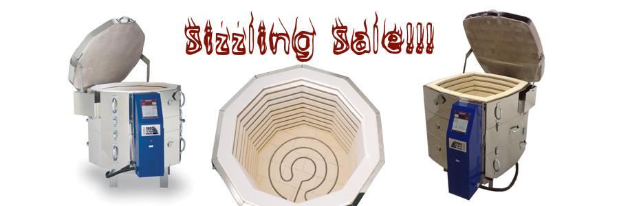 Sizzling Sale!