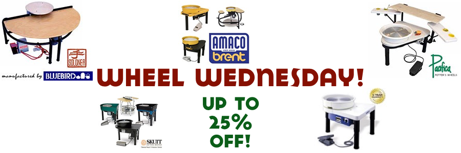 Wednesday is Wheel-Deal Day!