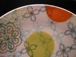 """Dot Dot Doily Dinner Plate (detail) 2010 Porcelain 1.5"""" x 12"""" x 12"""""""