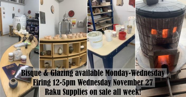 Raku: Take 2 Details and Specials